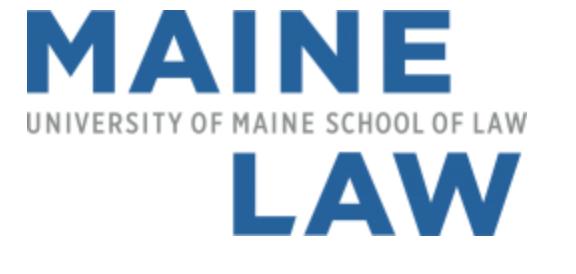 Cumberland Legal Aid Clinic- Maine Law